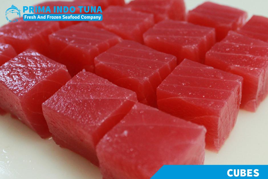 Tuna Cubes